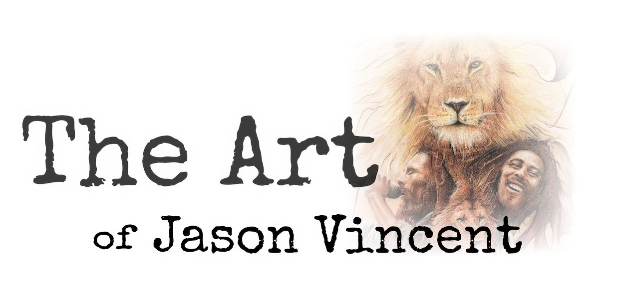 The Art of Jason Vincent
